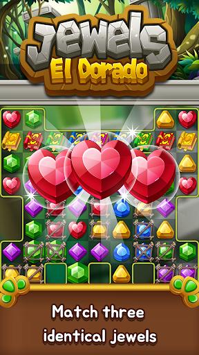 Jewels El Dorado 2.9.2 screenshots 2