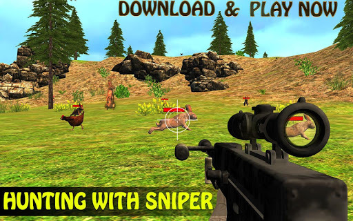 Rabbit Hunting: Sniper Safari Shooting Season 2018 1.1 screenshots 2
