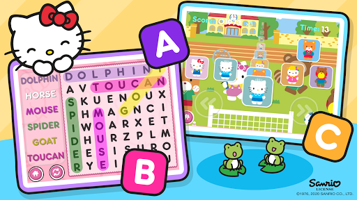 Hello Kitty. Educational Games 7.0 screenshots 19