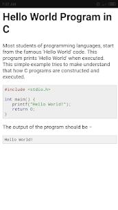 C Programming Examples 4