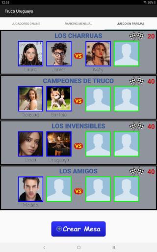 Truco Uruguayo ud83cudfc6 5.2 screenshots 10