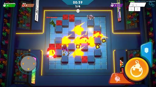 Bomb Bots Arena - Multiplayer Bomber Brawl  screenshots 3