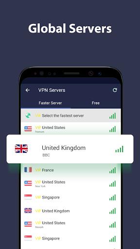 VPN Proxy Master-Free unblock VPN& security VPN apktram screenshots 3