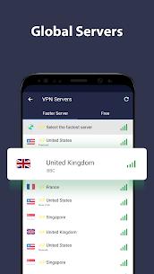 VPN Proxy Master v2.0.3.2 MOD APK (VIP Unlocked) 3