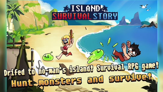 Island Survival Story Mod Apk (Enemy Don't Attack) 5