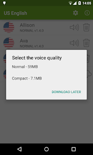 Voz TTS Vocalizer (Español) Mod