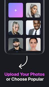Anyface: face animation MOD APK (Unlocked) 4