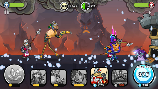 Tower Conquest: Tower Defense Strategy Games 22.00.72g Screenshots 8