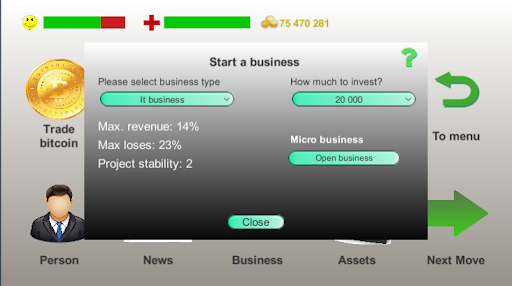 Business strategy 4.3 screenshots 13