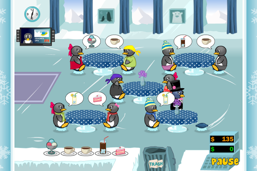 Penguin Diner 2 1.1.26 screenshots 1