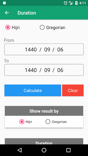 Hijri Calendar: Prayer Times, Event, Reminder  Screenshots 4