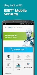 ESET Mobile Security & Antivirus 6.1.9.0 MOD APK [UNLOCKED] 1