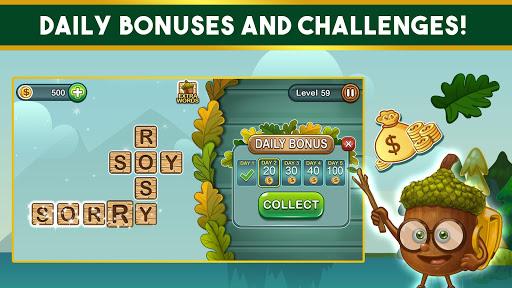Word Nut: Word Puzzle Games & Crosswords 1.160 Screenshots 8