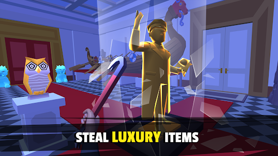 Robbery Madness 2: Stealth Master Thief Simulator Mod Apk 2.0.9 (Unlimited Money) 2