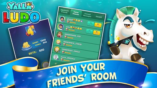 Yalla Ludo - Ludo&Domino android2mod screenshots 19