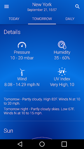 Weather US 212 Screenshots 6
