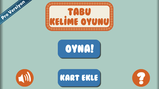Tabu - Yasak Kelime  screenshots 2