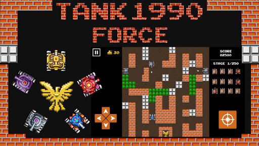 Tank 1990: Stars Battle Defense War Ace Hero 1.3.6 Screenshots 1