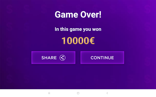 Trivia Quiz Get Rich - Fun Questions Game 3.47 screenshots 12