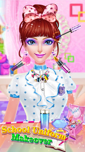 ud83cudfebud83dudc84School Uniform Makeover  screenshots 23