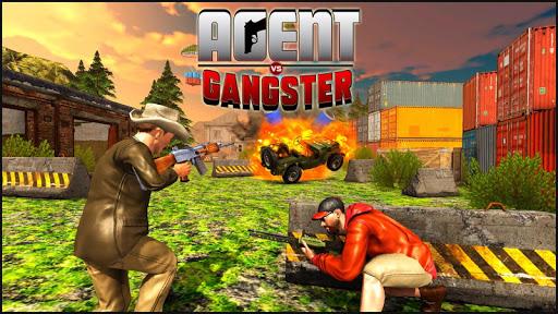 Agent vs Gangsters : Firing Assault Battle 1.0.17 screenshots 1