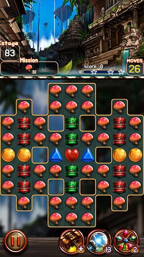 Jewel Ruins: Match 3 Jewel Blast android2mod screenshots 6