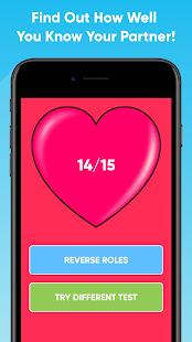 Couples Quiz - Relationship Game