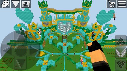 WorldCraft: 3D Build & Block Craft  screenshots 15
