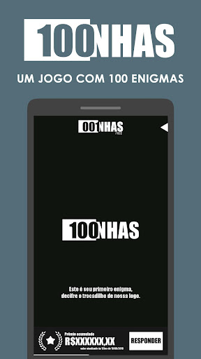 100nhas: um jogo de enigmas screenshot 1