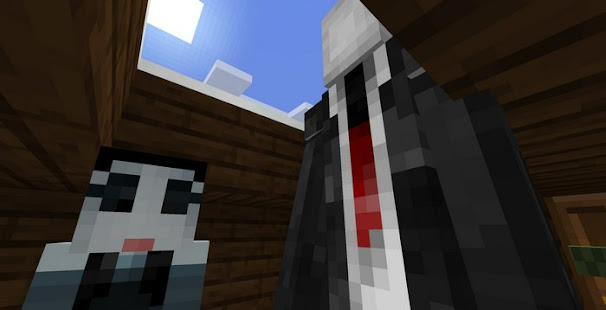 Image For Horror mods for Minecraft PE Versi 1.0.2 1