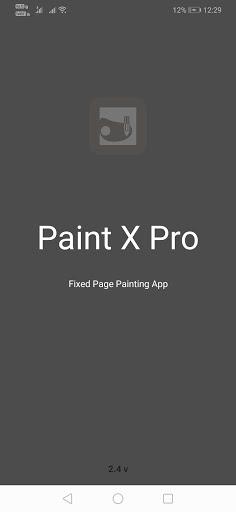 Paint X 2.4 Screenshots 1