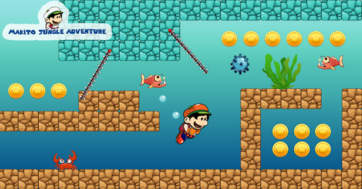 Makito Jungle Adventure 1.0.8 screenshots 3