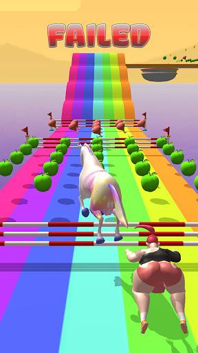 Fat 2 Fit! Unicorn Challenge  screenshots 19