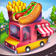 Food Truck Restaurant 2: Kitchen Chef Cooking Game MOD APK 1.12 (Mega Mod)