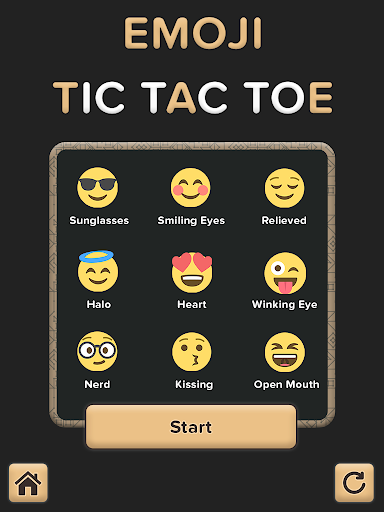 Tic Tac Toe For Emoji 5.8 screenshots 16