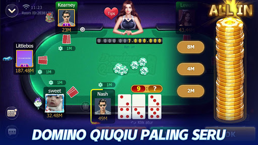POP Domino QiuQiu 2021 Domino 99 Gaple online