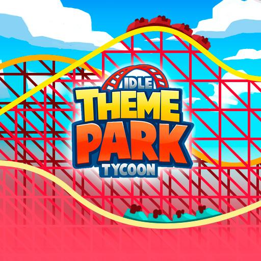 Idle Theme Park - Jeu Magnat