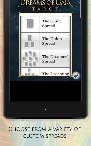 Dreams of Gaia Tarot  screenshots 13