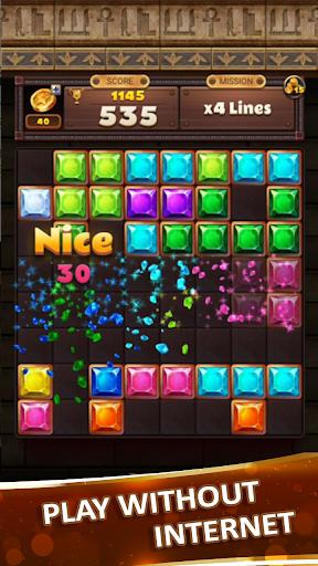 Jewels Block Puzzle Master 2021 screenshots 4