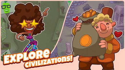 Homo Evolution: Human Origins  screenshots 23