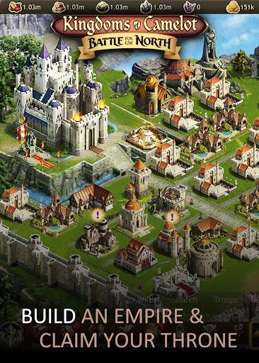 Kingdoms of Camelot: Battle  screenshots 11