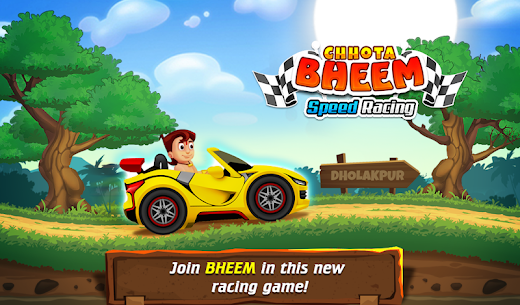 Chhota Bheem Speed Racing – Official Game 5