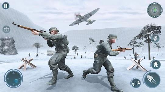 Call of Sniper World War: Special Forces WW2 Mod Apk (God Mode) 1