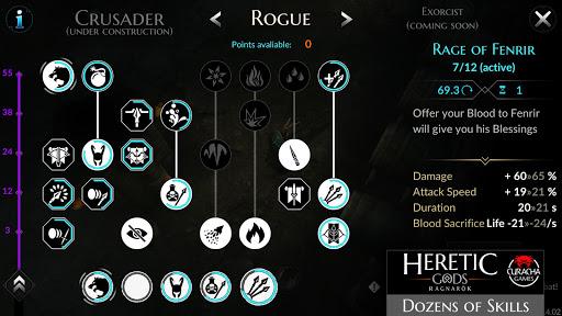 HERETIC GODS v.1.11.11 screenshots 3