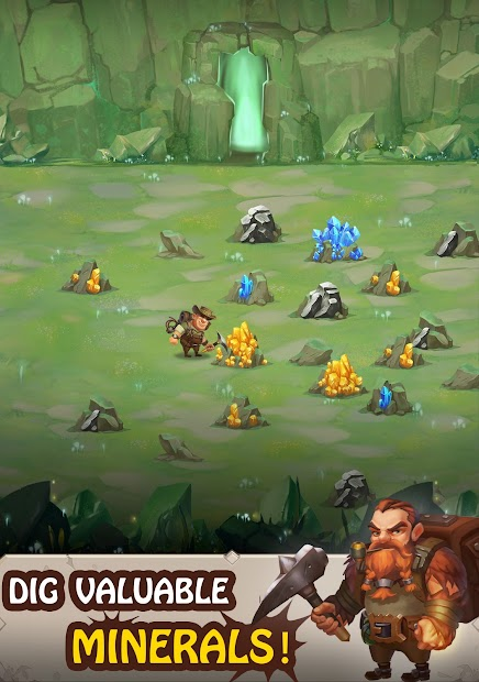 Mine Legend 2 - Idle Miner RPG screenshot 8
