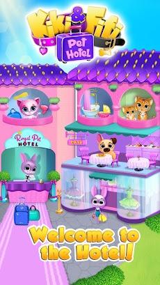 Kiki & Fifi Pet Hotel – My Virtual Animal Houseのおすすめ画像1