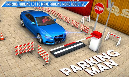 Parking Man: Free Car Driving Game Adventure  screenshots 1