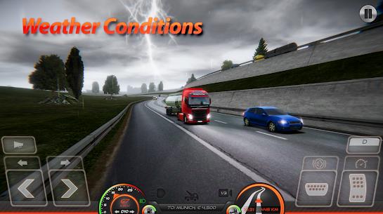 Truck Simulator : Europe 2 – Free APK Mod 2