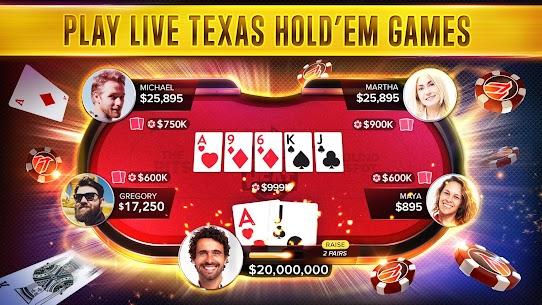 Poker Heat™ – Free Texas Holdem Poker Games Apk Download NEW 2021 2