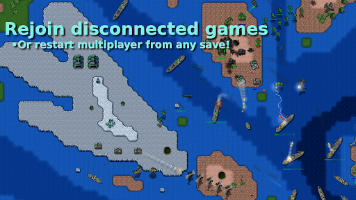 Rusted Warfare - RTS Strategy apkdebit screenshots 20